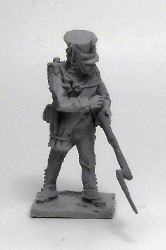 Soldier Jaeger Regiment (№6). Russian Empire, 1812-14; 1/72 (20 mm)