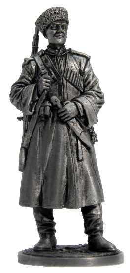 Kuban Cossack. 1939-43. USSR; 54 mm