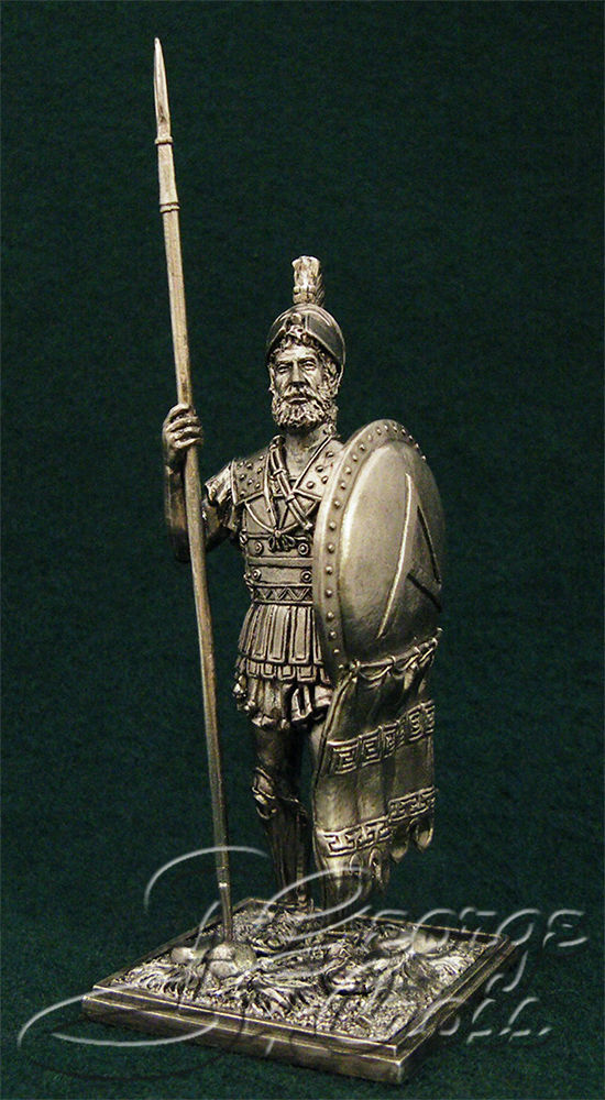 Athenian Hoplite. 5th century BC; 54 mm