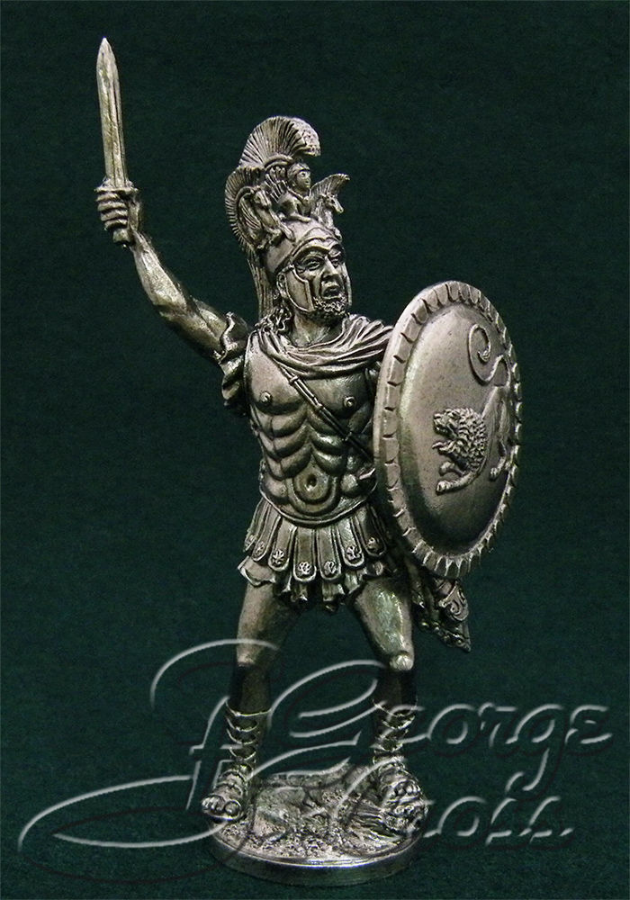 Archon. 5th century BC; 54 mm