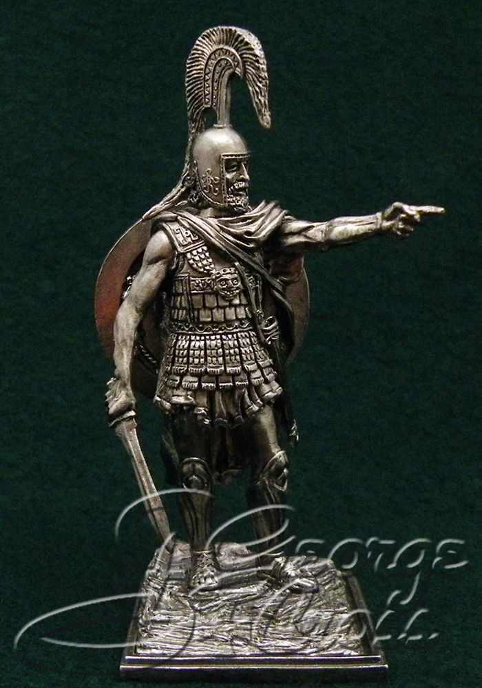 Polemarch. 5th century BC; 54 mm