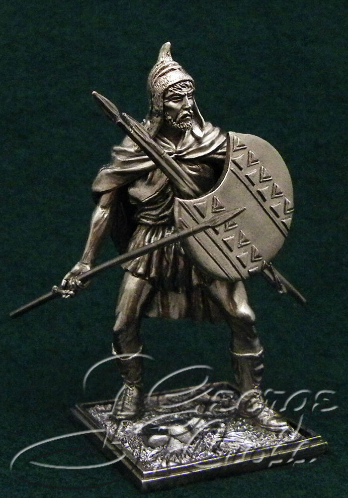 Agrianian. Army of Alexander and Diadochos 3-4 century BC; 54 mm