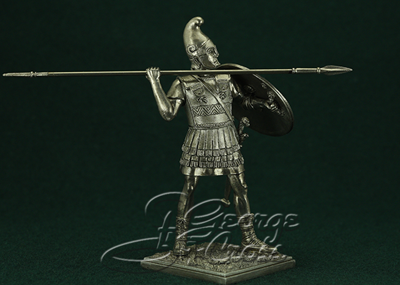 Hoplit. Army of Alexander and Diadochos 3-4 BC; 54 mm