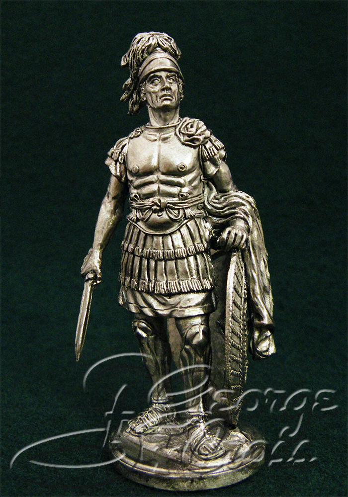 Tribune. 1-2 century BC; 54 mm