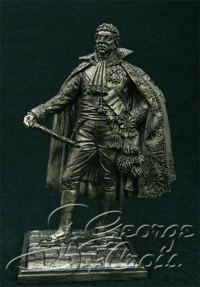 Marshal Louis-Alexandre Berthier, France; 54 mm