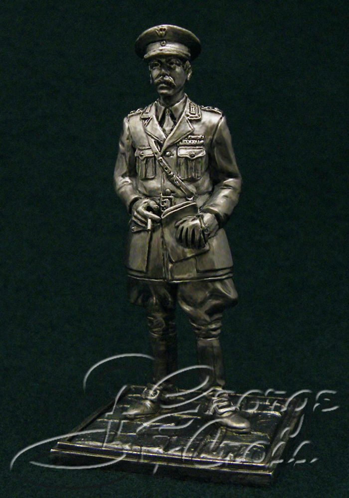 Major General of of land forces. Greece, 1912; 54 mm