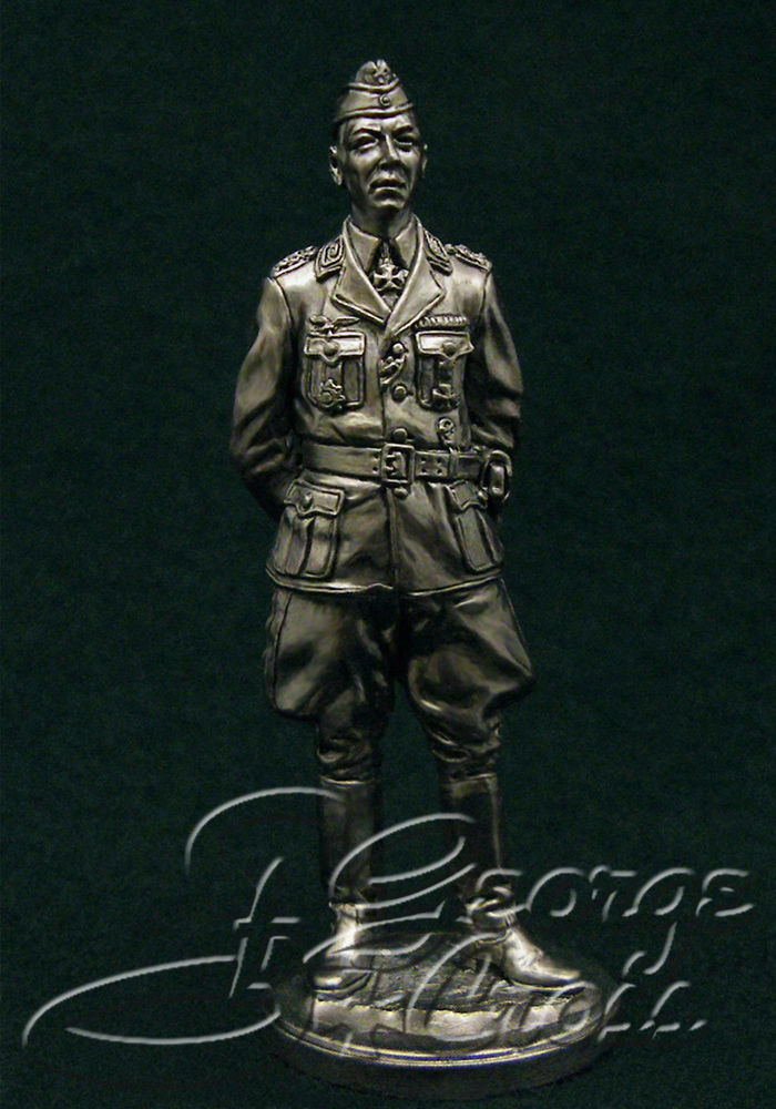 General der Flieger Stefan Frölich. Germany, World War II; 54 mm