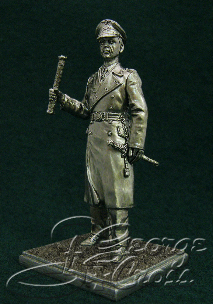 Gross Admiral Karl Dönitz. Germany, World War II; 54 mm