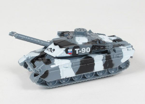 Challenger 1 - the MBT of the British Army; 1/56