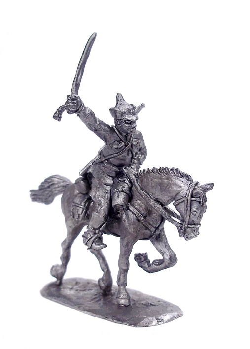 Red cavalryman. Soviet Russia, 1919-1922; 28 mm