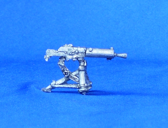 Schwarzlose MG M.07/12 - machine-gun Austro-Hungarian Army; 1/56