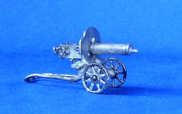 Maxim's machine gun model 1910; 1/56