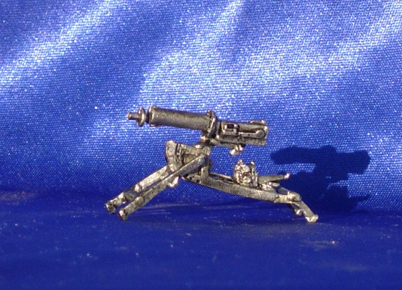 Maxim MG08 - German machinegun; 1/56