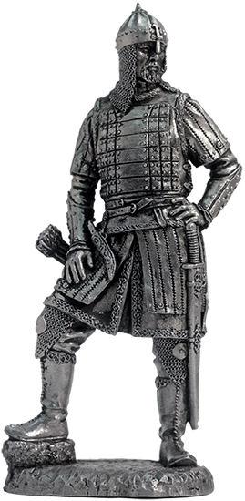 Tatar archer, 15-16 centuries; 75 mm