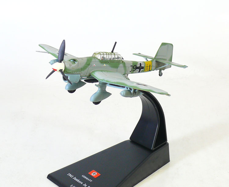 Junkers Ju 87B-2, StG 51, 1941, Germany; 1/100
