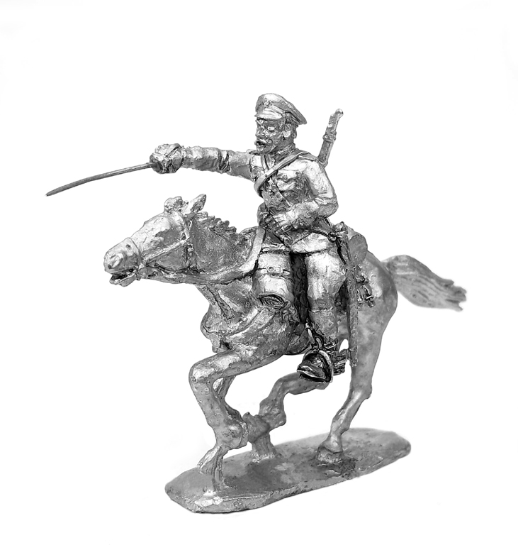 Cavalryman. Russia, 1914-1922; 28 mm