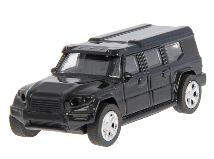 T-98 Kombat - «VIP» armoured off-road vehicles; 1/50
