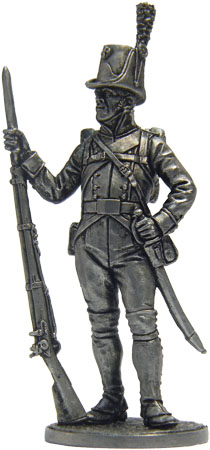 Private Infantry Regiment Adlercreutz. Sweden, 1809; 54 mm