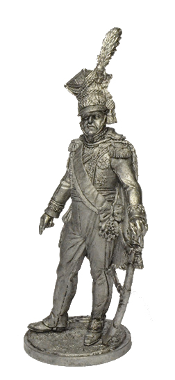 General Prince Poniatowski, Poland. 1809-1813; 54 mm