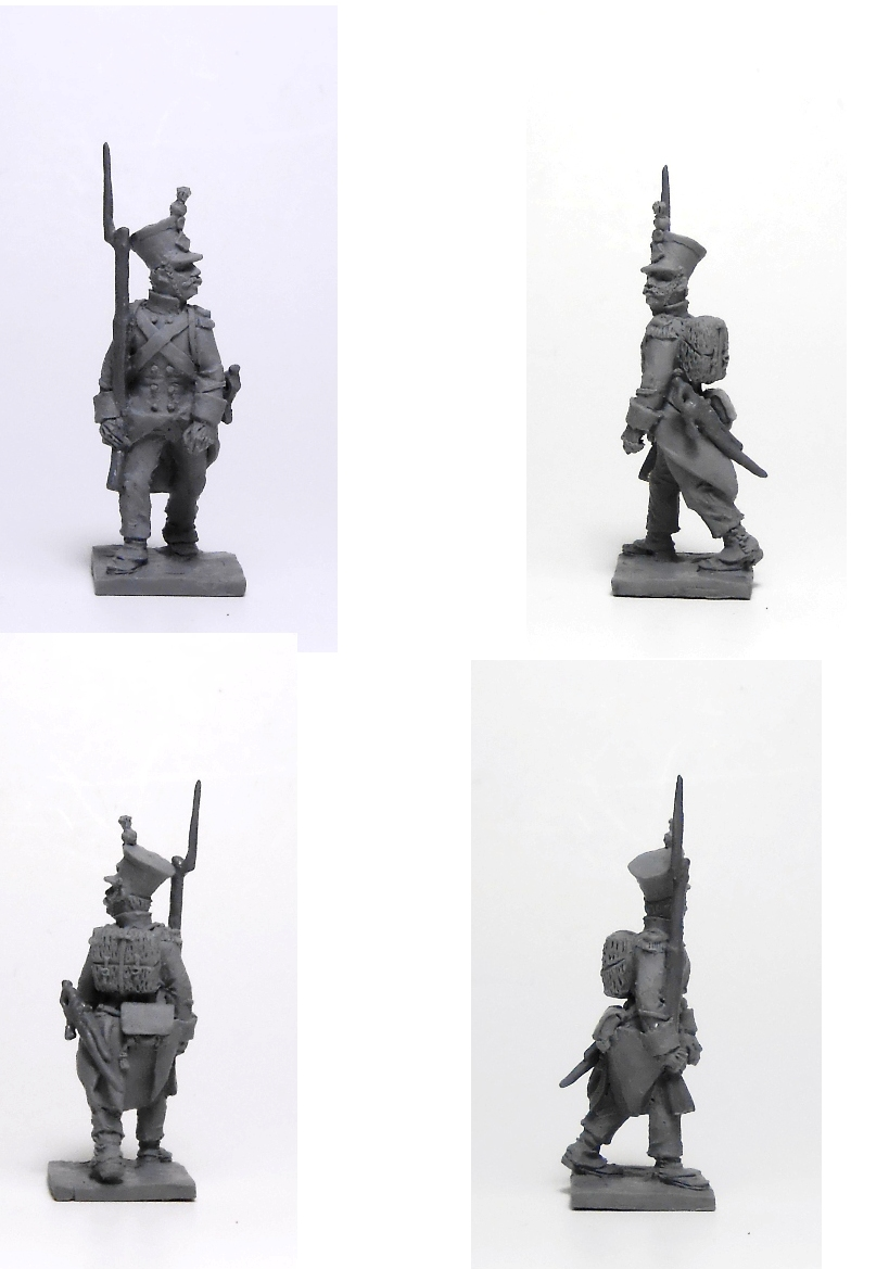 French non-commissioned officer; 1/72