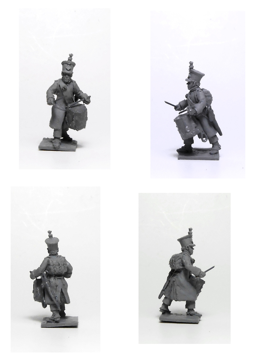 French drummer; 1/72