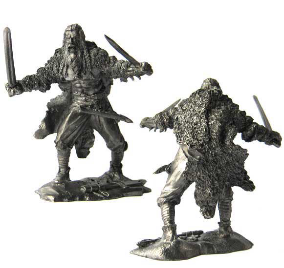 Berserk, 9-11 centuries; 54 mm