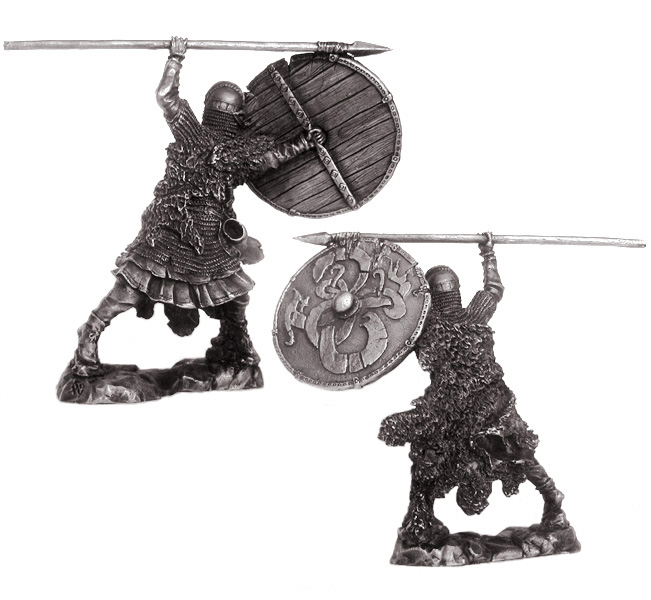 Viking, 9-11 centuries; 70 mm