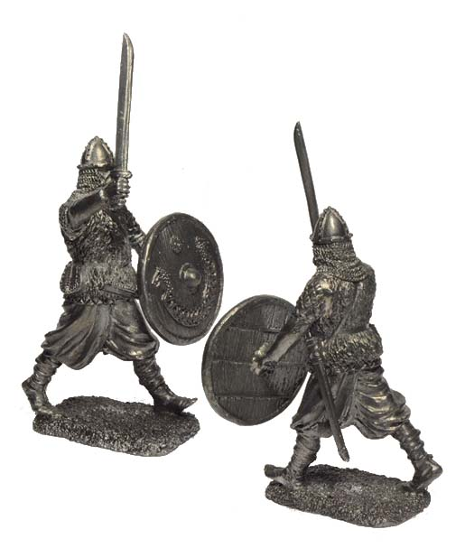 Viking, 9-11 centuries; 54 mm