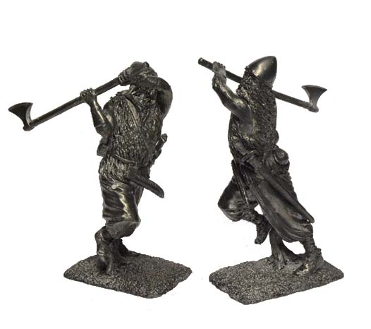 Berserker, 9-11 centuries; 54 mm