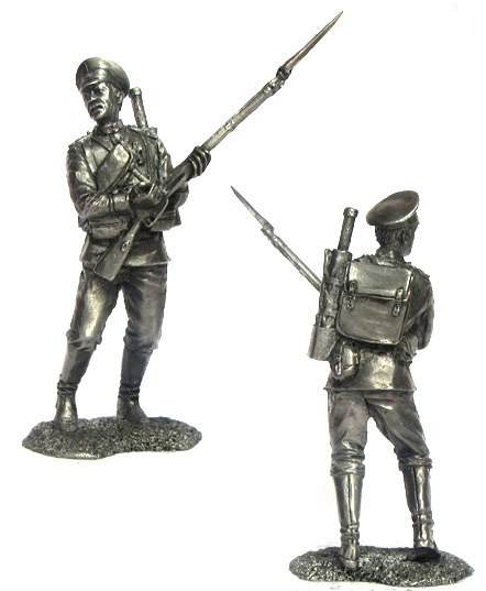 Private Life Guards Regiment, Russia, 1914; 54 mm