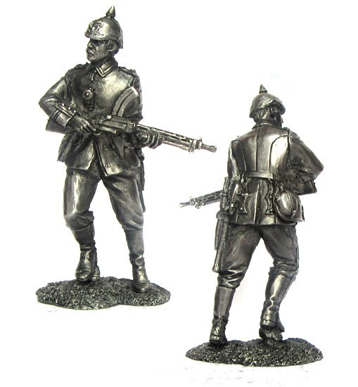 NCO 45 Infantry Regiment, Germany, 1914; 54 mm