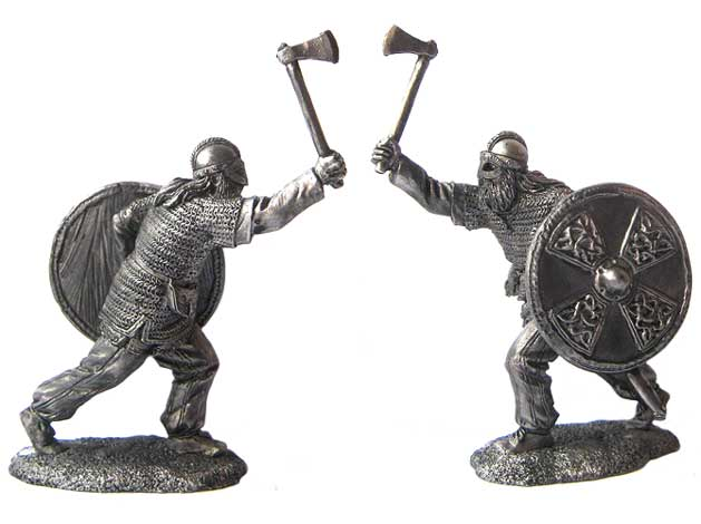 Viking, 9-10 centuries; 54 mm