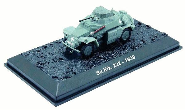 sd german light armoured car 1 72. Black Bedroom Furniture Sets. Home Design Ideas