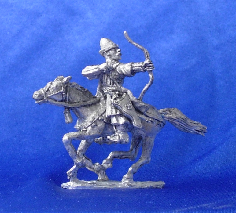 Siberian Tatar, end of the 16th - 17th centuries; 28 mm