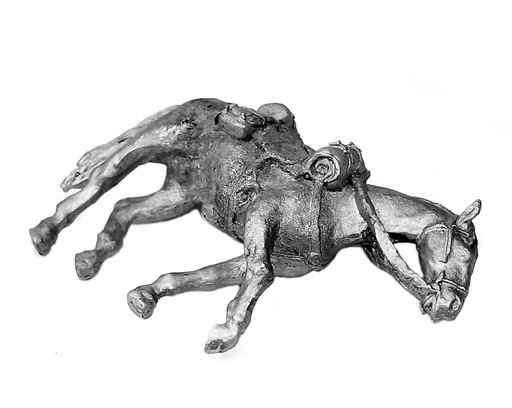 Dead horse, 28 mm