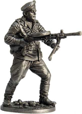 Marines Soldier, 1943-45, USSR; 54 mm