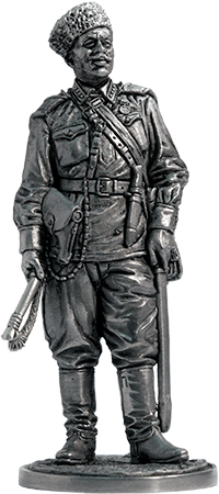 Sergeant of the Don Cossack cavalry units of the Red Army. 1943-45, USSR; 54 mm