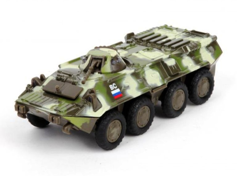 BTR-80 - Soviet armoured personnel carrier; 1/56