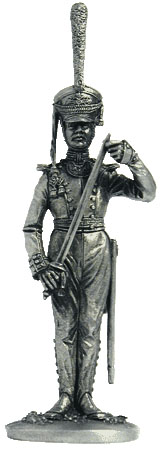 Russian Subaltern officer of the Life- Guard   regiment. 1817-1820.