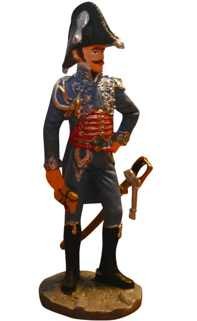 Officer for orders Emperor Napoleon. France, 1809-1814; 1/32