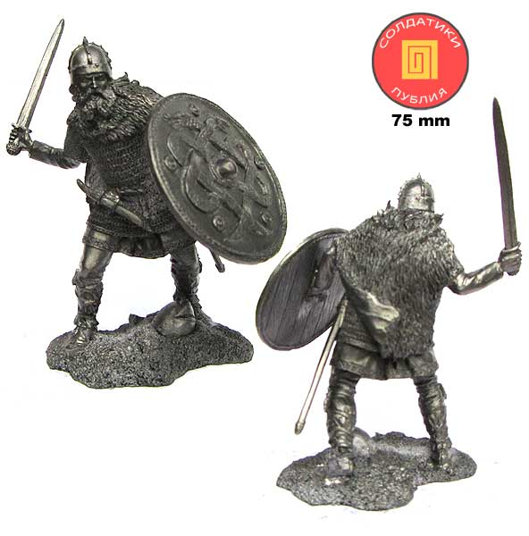Viking, 9-10 centuries; 75 mm