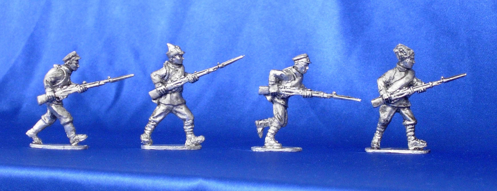 Infantry of the Red Army, 1917-1922 (№3); 28 mm