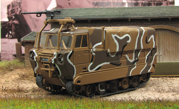M548 - US tracked cargo carrier; 1/72