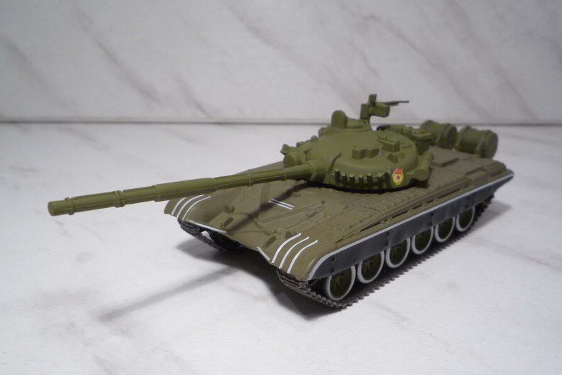 T-72M - main battle tank, 1/72