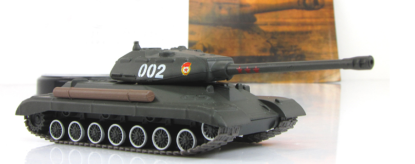 IS-4 - Soviet heavy tank; 1/72