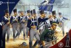 Prussian Line Infantry 1813 - 1815; 28 mm