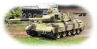 AMX-30 - main battle tank French Army; 1/72
