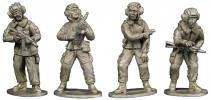 Russian Dismounted Vehicles Crew; 28 mm