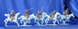 Polish cavalrymen №1, 28 mm
