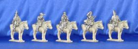 Polish cavalrymen №4 (detachment of scouts); 28 mm